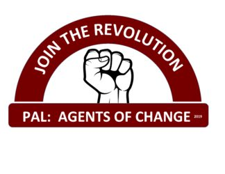 JOIN THE REVOLUTION Agents of change